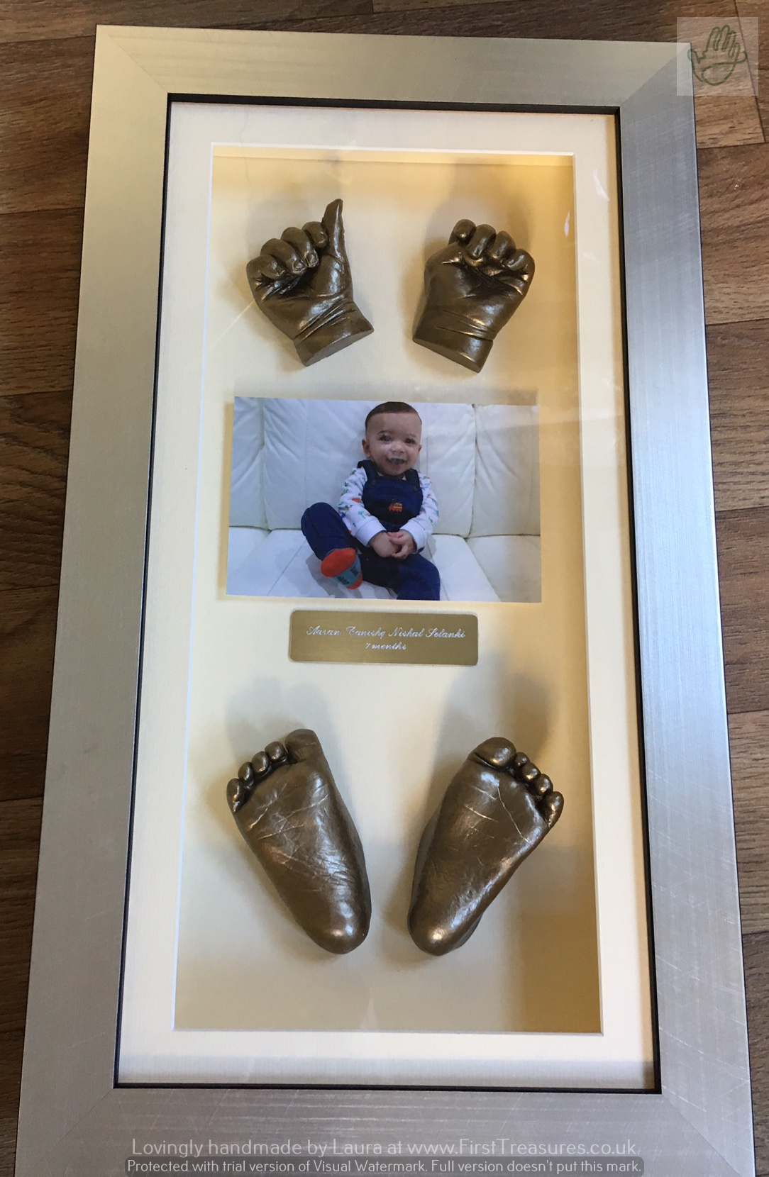 Baby castings by First Treasures