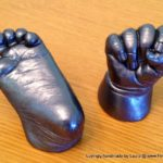 3d hand and foot cast
