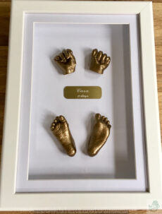 Baby Hand and Foot Castings by First Treasures