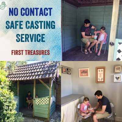 Contact free safe castings